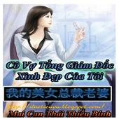 Co Vo Tong Giam Doc Xinh Dep 1