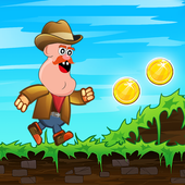 Grandpa Cowboy Adventure 1.0