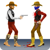 Western Cowboy Gun Fight 1.0.8