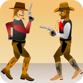 Western Cowboy Gun Blood 1.0.15