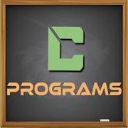 All C Programs 2.5.2
