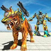 Real Robot Tiger Game – Tiger Robot Transforming 1.2