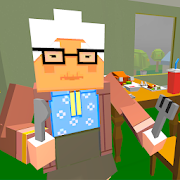 Craft Granny. Blocky Neighbor Escape 3D 1.1
