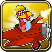 Crazy Turkey Run & Fun - Endless running game 1.0.3