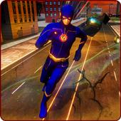 Grand Flash Superhero Rescue - Light Crime City 3D 1.0