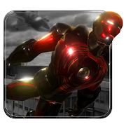Avengars Superhero Flying Iron City Rescue Mission 1.0