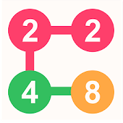 2 For 2: Connect the Numbers Puzzle 2.1.8