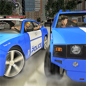 Police Transport Game: Impossible Car Theft Auto 1.1
