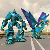Dragon Robot Transform Game – Mech Robots Battle 1.4