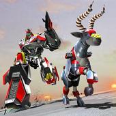 Real Robot Goat Simulator: Robot Transforming Game 1.0.2