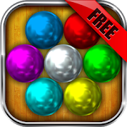 Magnetic Balls HD Free: Match 3 Physics Puzzle 2.2.1.4