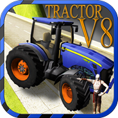 V8 Reckless Tractor Simulator 1.0.3