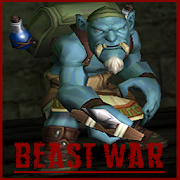 Beast War - Beast vs. BeastCreating Genius, Inc.Action