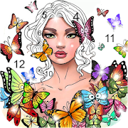 Color by Number - New Coloring Book Free 6.0