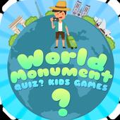 World Monument Quiz Kids Games 1.0