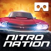 Nitro Nation VR Cardboard Demo 0.0.0