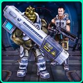 Galaxy Alien Shooter - Incredible Monster Hunter 1.0