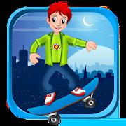 Skater Boy in City 1.0