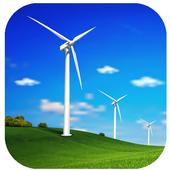 Wind turbines - meteo station 3.3