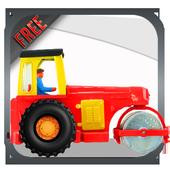 Road Roller Game For Kids 1.0