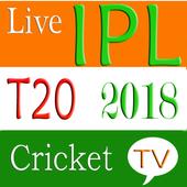 Live IPL T20 TV 2018 Schedules & Cricket TV Lines 1.0