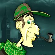 Detective Sherlock Holmes: Spot the hidden objectsCrisp App Studio - Hidden Object GamesAdventure