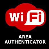 WiFi Area Authenticator 0.1