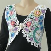 crochet bolero designs 1.0