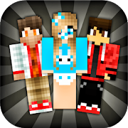 Skins for Minecraft PE (NEW SKINS) 5.6.4