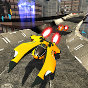 Sky Space Racing Force 3D 1.4
