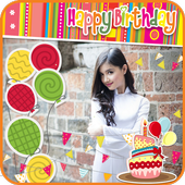 Happy Birthday Photo Frames 2.2