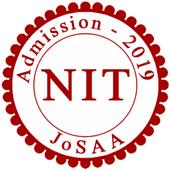 NIT Admission - JoSAA 2019 5.4