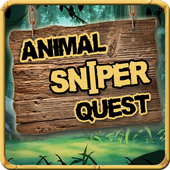 Animal Hunting Sniper Quest 3D