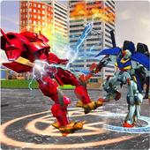 Robots War Real Fighting Game 1.0