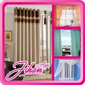 100 ++ Curtain Design Ideas