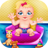 Cute Babysitter - Crazy Daycare Games 1.1