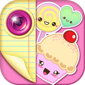 Cute Kawaii Stickers 2.1