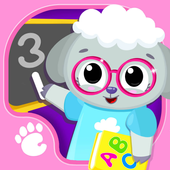 Cute & Tiny Preschool - Learning With Baby Pets 1.0.10