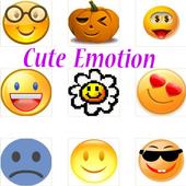 Cute Emotion Sticker 1.0