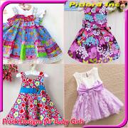 Cute Baby Girl Frock Designs 1.0