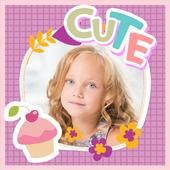 Cute Kid Photo Frames