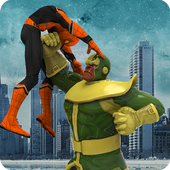 Thanos Infinity battle vs Avenger in Alliance War 1.0.1