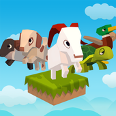 Timid Animals - Jump ActionCW&G SOFTAction