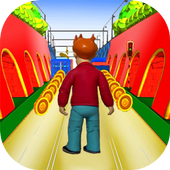 J. Fry Subway Run Adventures 1.0