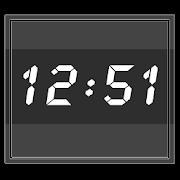 Clock - minimal & full screen 1.3