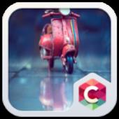 Cute Motorbike CLauncher Theme 4.8.7