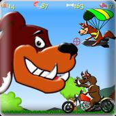 Dog rush – action runner