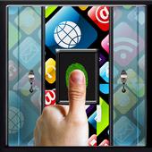 Glass Door Lock finger prank 1.4
