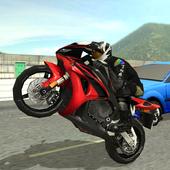 Motorbike Traffic Racer 3D 1.3