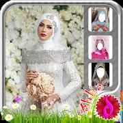 Modern Wedding Hijab 1.4